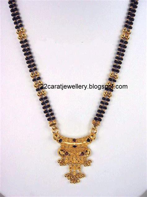 black gold chain models 22 carat gold black nallapusalu chain designs