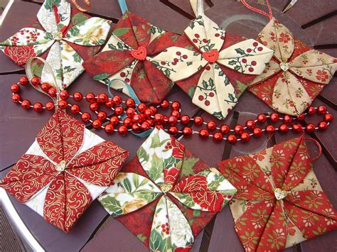 fabric decorations 22 farbic ornament tutorials