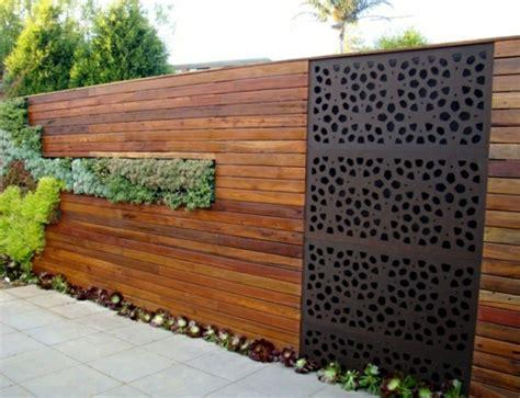 28 Interessante Sichtschutz Ideen F 252 R Garten