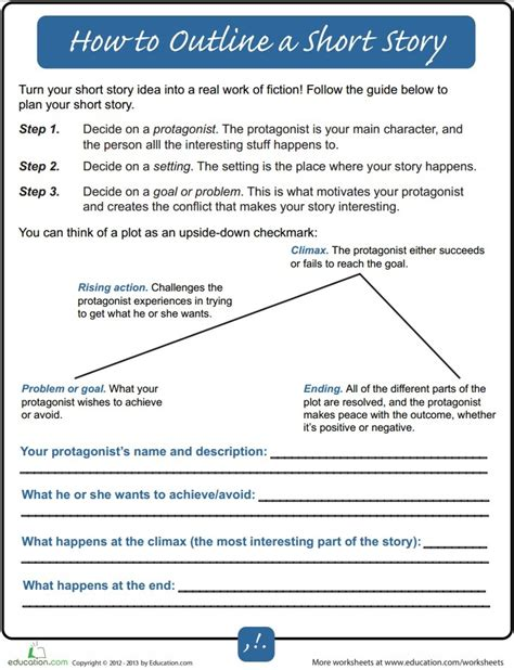how to write a story book with pictures how to outline a story for beginners writers write