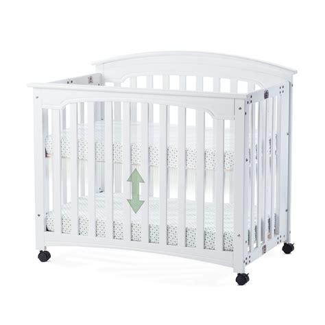 mini folding crib wadsworth mini folding crib child craft