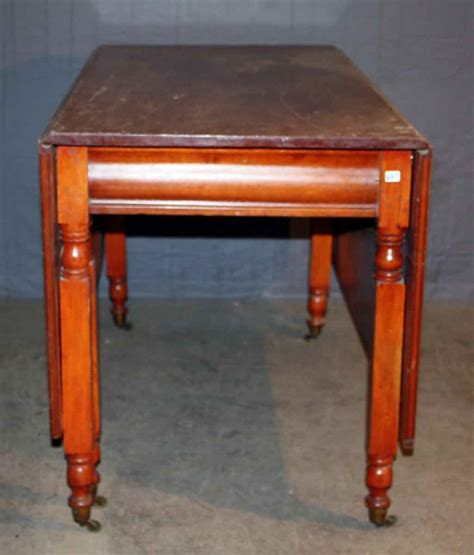 Antique Cherry Dining Table Antique Cherry Dining Table With Leaves Olde Things