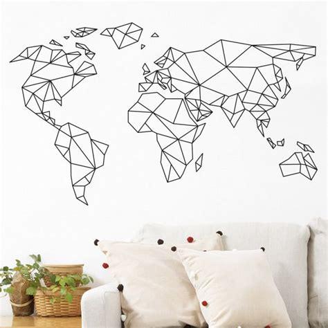 les 25 meilleures id 233 es de la cat 233 gorie mappemonde sur carte du monde paroi de