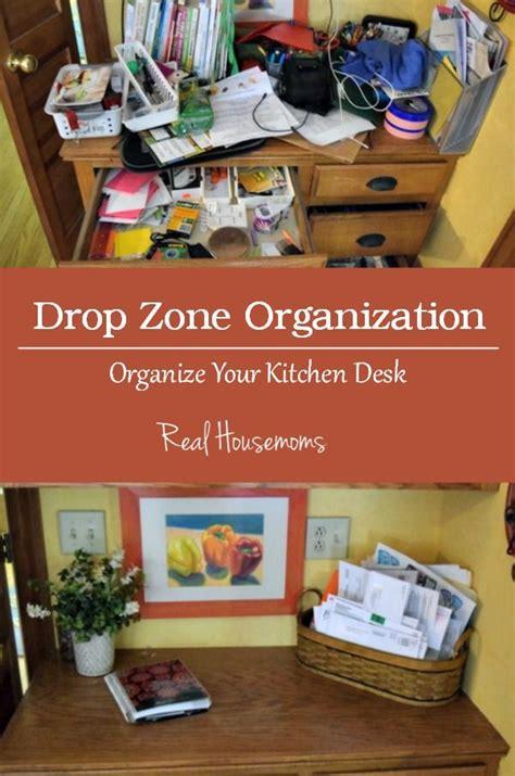 kitchen office organization ideas 25 best ideas about kitchen desk organization on organize mail mail organization