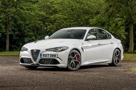 Alfa Romeo by Alfa Romeo Giulia Quadrifoglio Term Test Review Car