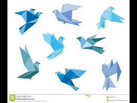 origami animals for origami paper how to make an origami dove origami