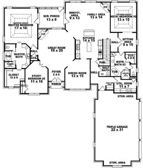 house plans with large bedrooms 7 bedroom house plans australia bedroom style ideas 7 bedroom homes level 3 bedroom 2 5 bath
