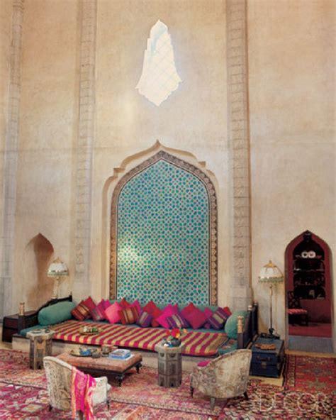 morrocan design country home designs moroccan decor style pink divan
