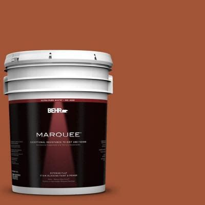 behr paint colors nutmeg behr marquee 5 gal s h 230 ground nutmeg flat exterior