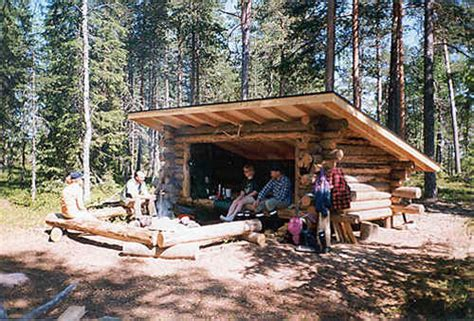 How To Build A Small Cabin In The Woods laavu wikipedia