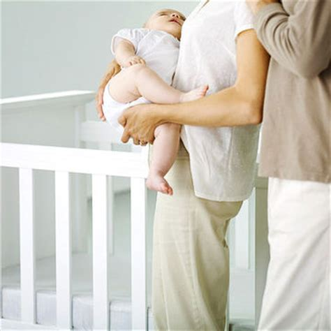 trying to get baby to sleep in crib the top sleep mistakes parents make with