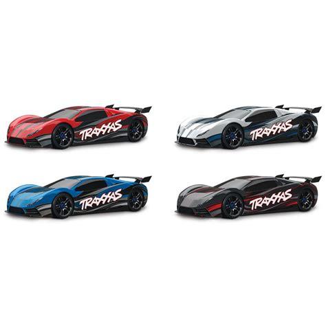 Traxxas XO 1 Brushless 4wd Supercar TQi Bluetooth
