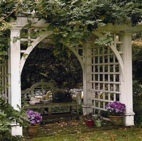 garden trellis plans project plan 501908 garden arbor privacy trellis