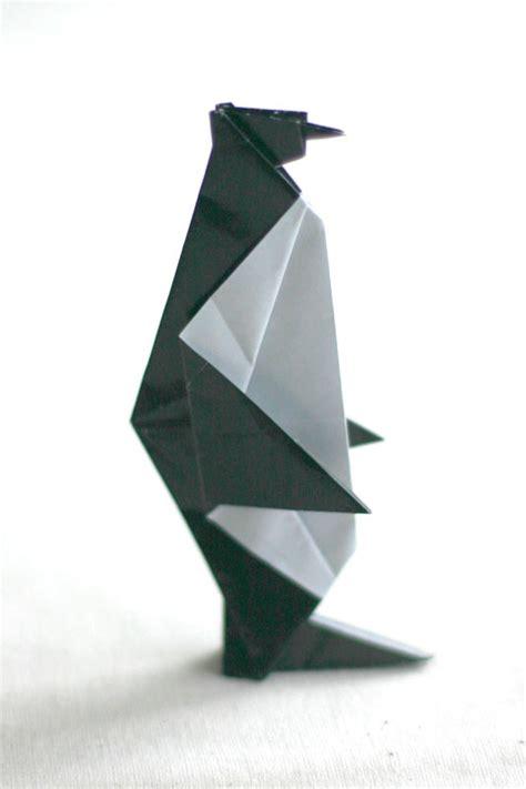 penguin origami origami penguin my s animal origami