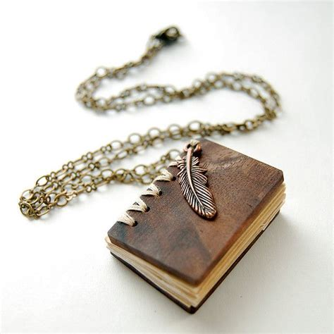 books on jewelry 17 best ideas about book necklace on book