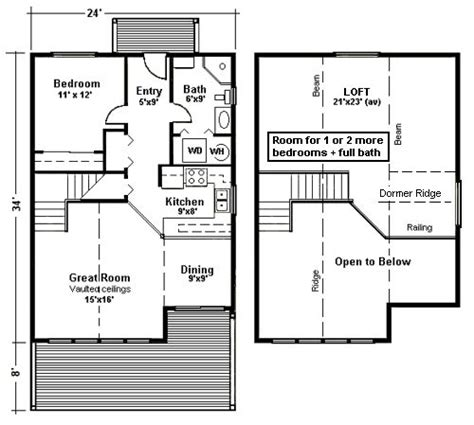 small cabin floor plans with loft small cabin floor plans free woodworking projects plans