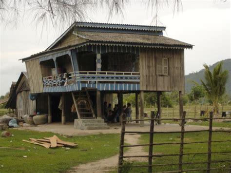 maison traditionnelle cambodgienne photo de 68 cambodge kot et kep acinq autour du monde