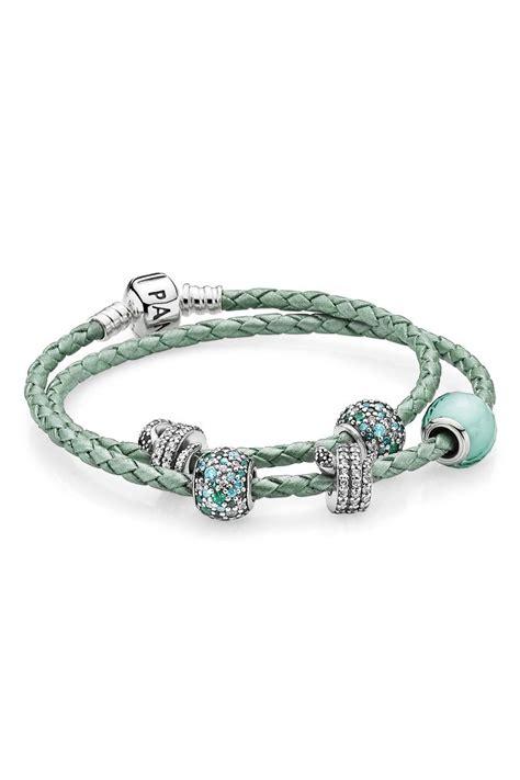pandora bracelet 25 best ideas about pandora leather bracelet on