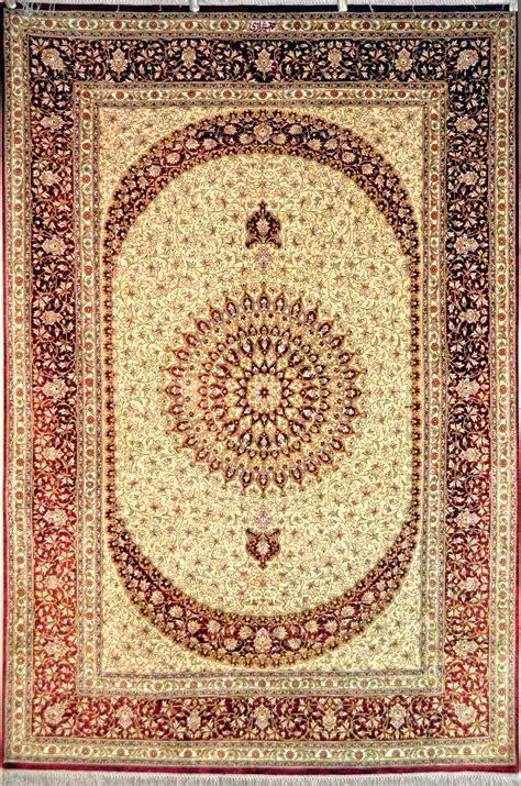 rugs silk qum shirazi silk rug item pa 359