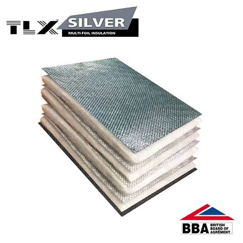 silver bead insulation tlx silver thinsulex multifoil insulation 1 2m x 10m