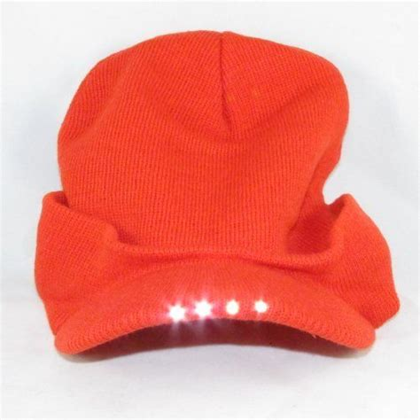 knit hat with led lights 37 best images about hats on deer