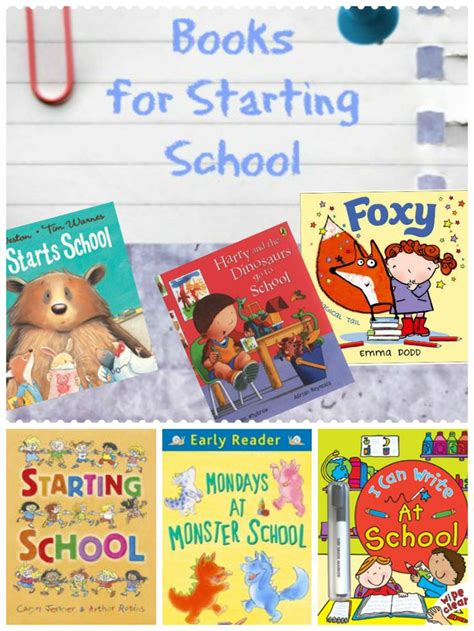 picture books about starting school 17 best images about transition to school on