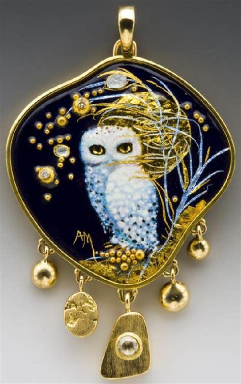 enamel jewelry enamel artists images