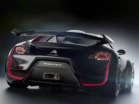 Citroen Survolt by Wallpapers Citroen Survolt Concept Car Wallpapers