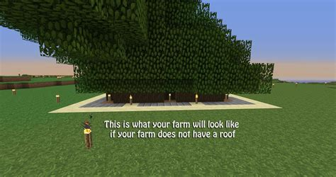 tree farming how to build a tree farm in minecraft for easy access to