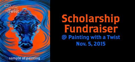 paint with a twist gainesville scholarship fundraisers