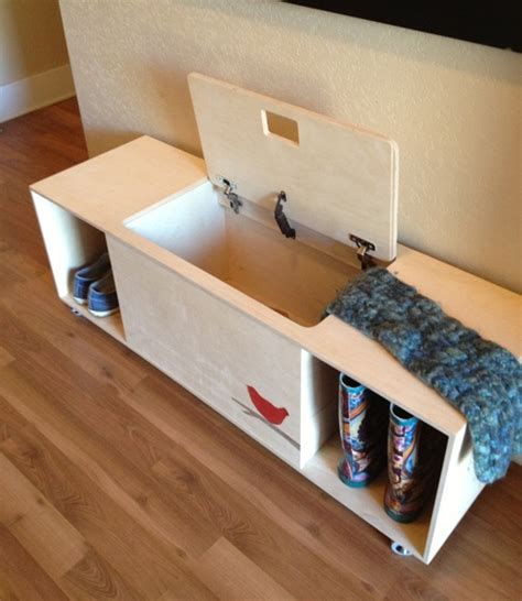 plywood woodworking projects 43 best images about bench seat on