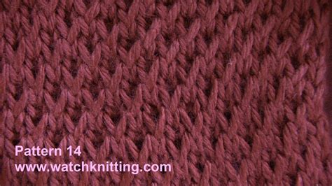 knitting stitches easy posts by fariba zahed knitting page 2