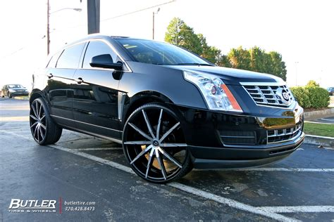 Rims For Cadillac by Cadillac Srx Custom Wheels Lexani Css15 26x Et Tire