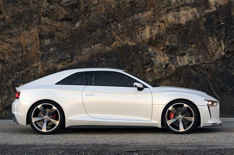 New Audi Quattro by Audi Quattro Concept Spin Photo Gallery Autoblog
