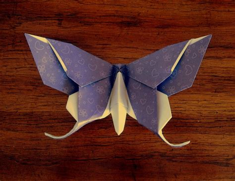 origami butterfly pattern 15 advanced origami patterns for with lots of