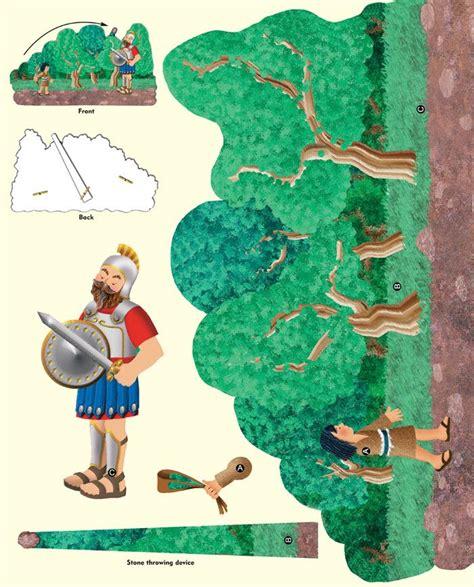 david and goliath crafts david and goliath bible david