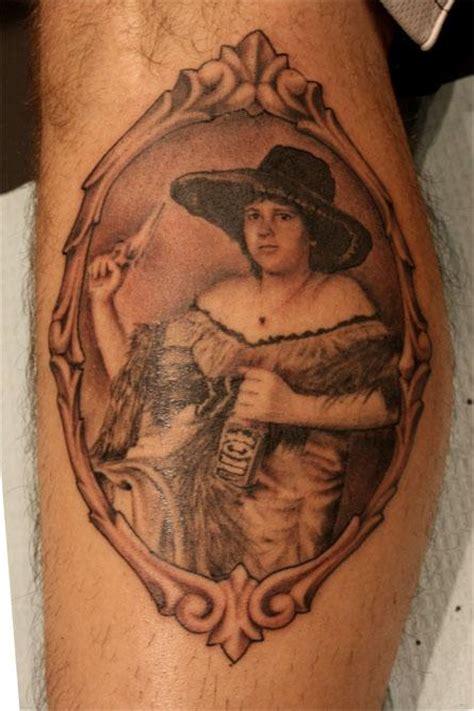 wild west mom by gabe morton tattoonow