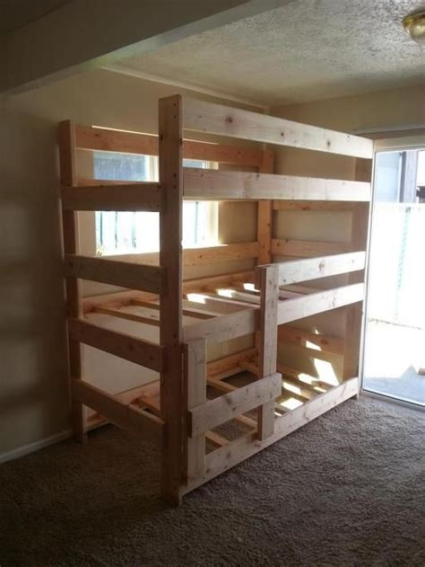 simple bunk bed plans best 20 bunk bed ladder ideas on loft bed diy