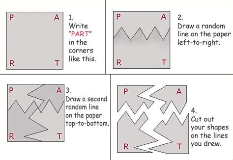 how to make a tessellation with an index card these are a few of my favorite things 24 tessellations