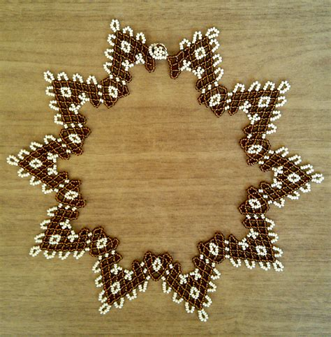 bead magic free pattern for necklace magic