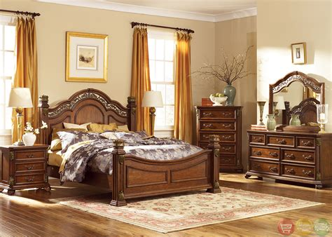 4 bedroom furniture sets messina estates traditional european style poster bedroom set