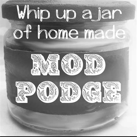 can you use pva glue for decoupage home made mod podge recipe don t be hoodwinked
