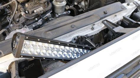 how to install led light how to install toyota tacoma led light bar system