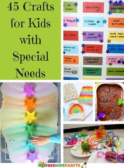 45 Crafts For With Special Needs Allfreekidscrafts