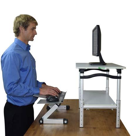 keyboard riser standing desk standing desk keyboard riser whitevan