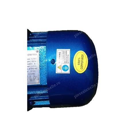 Motor Electric Pret by Motor Electric Monofazat 3kw 3000rpm Cupru Pret