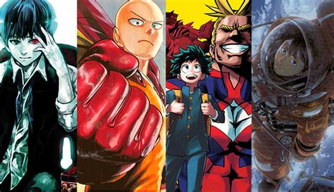 best mangas the best new series of 2015 the b n sci fi and