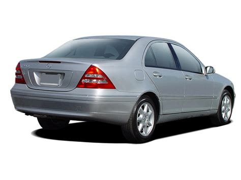Mercedes C Class 2003 by 2003 Mercedes C Class Reviews And Rating Motor Trend