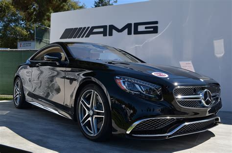Mercedes Amg S65 by Mercedes S65 Amg V12 Coupe 2015 Pebble 2014