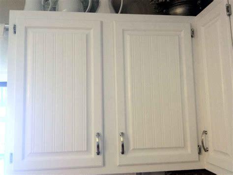 bead board cabinets beadboard kitchen cabinet installation
